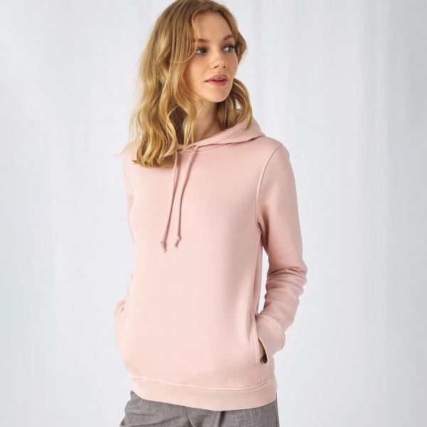 Organic Hooded/women